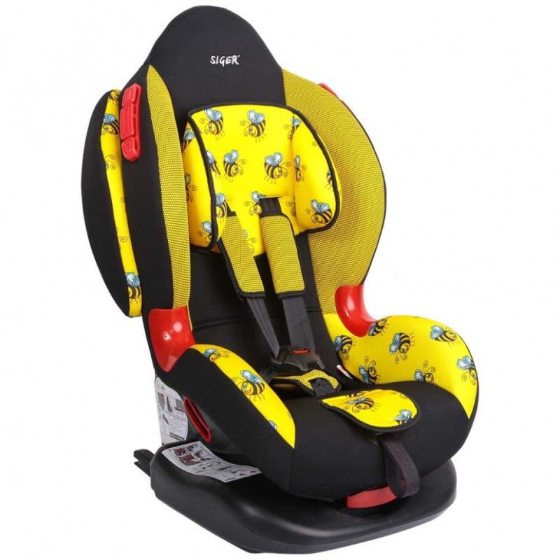 SIGER ISOFIX 0140
